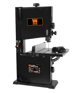 Benchtop Band Saw 2 5 amp 9 inch Spacious Work Table With Miter Gauge Compact