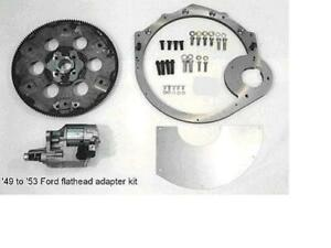 Transmission Adapter Kit Ford 1949 53 Flat Head To Chevy Automatic Transmission