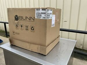 Bunn Cwtf15 3 Automatic Commercial Coffee Brewer 3 Lower Warmers Pourover