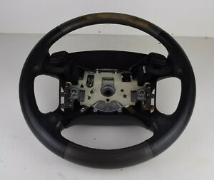 1999 2002 Land Rover Discovery 2 Leather Steering Wheel Oem