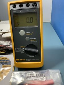 Fluke 1621 Geo Earth Ground Resistance Tester calibrated