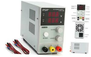 Dc Power Supply Variable Adjustable Switching Regulated Power Supply 0 30 V