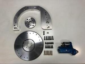 Transmission Adapter Kit Ford Fe 352 360 390 406 427 To Ford Modular Manual