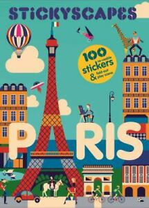 Stickyscapes Paris Magma for Laurence King $3.87