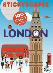 Stickyscapes London Magma for Laurence King $12.21