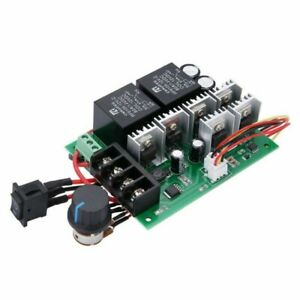 Speed Controller Equipment Adjust Current Board Replacement Accessory Pwm
