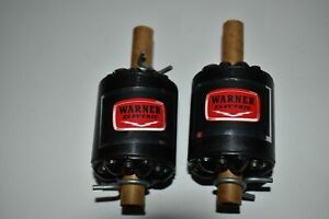 Warner Electric Speed Reducer Lot Of 2 yq68