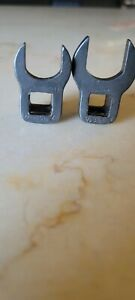 Snap On 3 8 Drive 5 8 And 9 16 Crowfoot 2 Way Mount Side Or Bottom