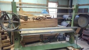 Oliver 184 d Stroke Sander 8 Table With 4 Belts Usa Eagle Woodworking Machinery