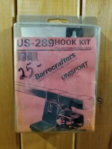 Barrecrafters Car Roof Rack Systems Hook Kit New In Box Us 289