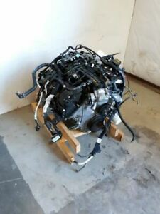 15 16 Ford F150 3 5l Ecoboost Engine With Turbos 8th Digit Vin G