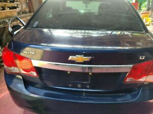 2011 Chevy Cruze Trunk Lid