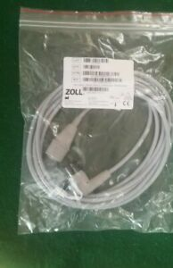 Zoll Transducer Cable X Series Monitor Propaq Md Edwards Pn 8300 0787 01 Nos