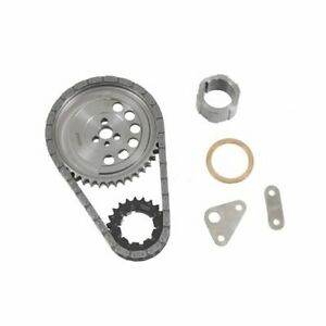 Trick Flow Timing Chain And Gear Double Roller Billet Steel Sprockets Sbc Ls2
