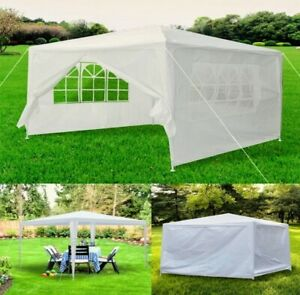 Portable Spray Paint Booth Canopy Tent Car Cover Shed Well Ventilated 10x10 Ft