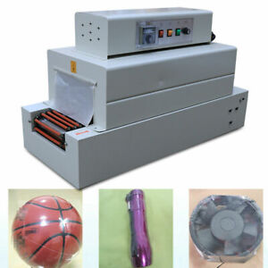 Heat Shrink Machine 10x6 Packaging Machine Bs260 For Pp pof pvc Second Hand