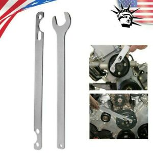 Bmw Fan Clutch Nut Wrench And Water Pump Holder Tool Kit Removal 32mm 1 26