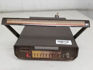 Keithley 485 Autoranging Picoammeter power Cord Included
