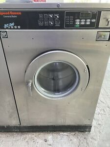 Speed Queen 50lb Washer Fully Working