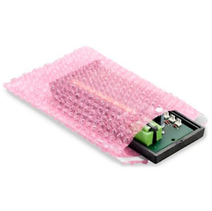 1000 4x5 5 Anti static Bubble Out Pouches Bags Wrap Cushioning Self Seal