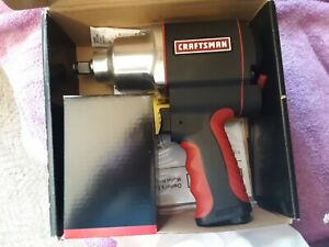 New Craftsman Impact Wrench 1 2 In Drive Air Tool Gun Portable
