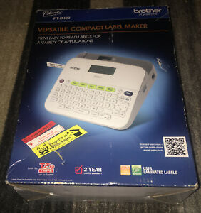 Brother P touch Pt d400 Compact Label Maker