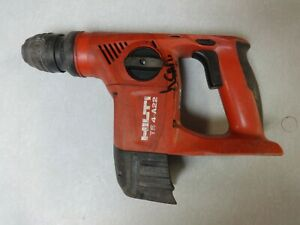 Hilti Te 4 a22 Cordless Rotary Hammer Bare Tool Only Tested