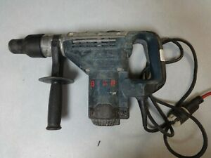 Bosch 11240 Rotary Hammer Drill Works But Drills In All Modes