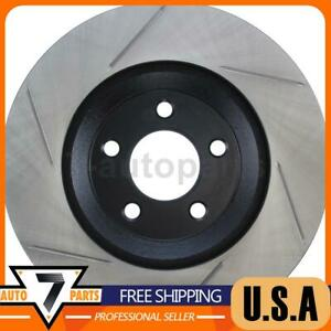 Disc Brake Rotor Front Left Stoptech Fit Ford Mustang 2005 2014