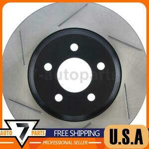 Disc Brake Rotor Front Right Stoptech Fit Ford Mustang 2005 2014