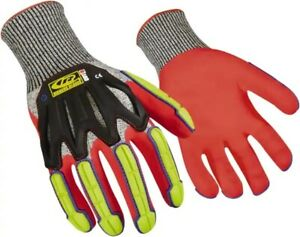 Ringers Gloves Cut Puncture Resistant Gloves Qty 2 Large