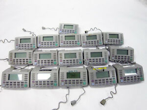 Lot Of 16 Symbol Wearable Scanning System Wu1010 146c00 10 Wu1010 146s00 00