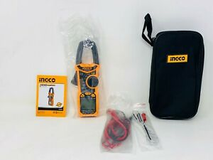 See Notes Ingco Dc ac Clamp Meter 600a