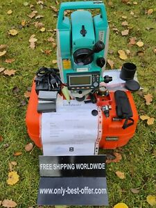 Sokkia 630r 6 Calibrated Total Station Free Shipping Worldwide Warranty 30 Days