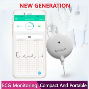 Portable Wearable Ecg Monitor Holter Measurement Real time Arrhythmia Detection