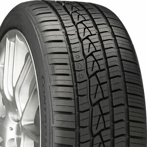 2 New 225 40 18 Continental Control Contact Sport Srs 40r R18 Tires 89668