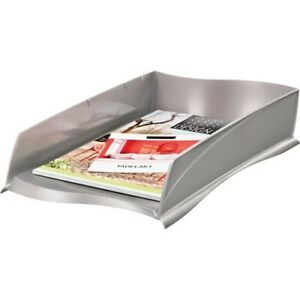 Cep Letter Tray 500 sheet Capacity 10 8 X 15 Gray Each cep1003000201