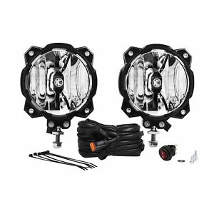Kc Pro6 Gravity Led 6in Infinity Ring Wide 2 Light System 91305