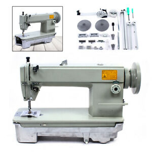 Industrial Thick Material Sewing Machine Heavy Duty Flat Sewing Machine 3000s pm