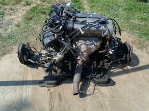 2zzge Engine And 6 Speed Manual Transmission