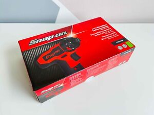 New Snap On 14 4 V 1 4 Green Hex Microlithium Cordless Screwdriver Cts825gdb