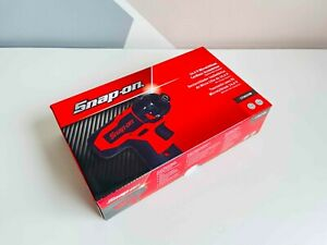 New Snap On 14 4 V 1 4 Red Hex Microlithium Cordless Screwdriver Cts825db