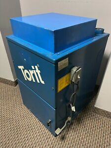 Torit Donaldson 3 4 Hp Dust Collector Complete Working Unit Model 60 Cab
