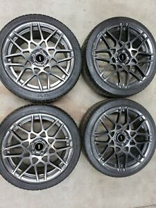 2013 2014 Mustang Shelby Gt500 Wheels Rims Performance Pack Michelin A S 3 S
