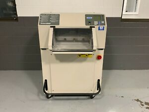 Challenge Titan 200 Programmable Hydraulic Paper Cutter Professionally Serviced