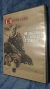 Hornady Reloading and Bullet Accuracy... DVD $12.95