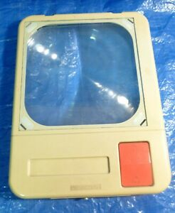 Elmo Overhead Projector Top Glass Lens Switch