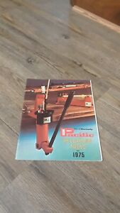 Vintage 1975 Hornady Pacific Reloading Tools Catalog 34 Pages $4.00