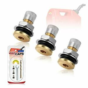 Magicfour Fuel Gas Can Vent Caps 3 Pack Fuel Gas Can Vent Caps Gas Can Repla