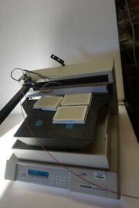 Gilson Fc 204 Fraction Collector Hplc Chromatography W New Valve 3 way 170730